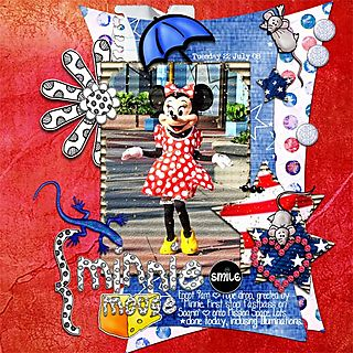 MINNIE MOUSE 600