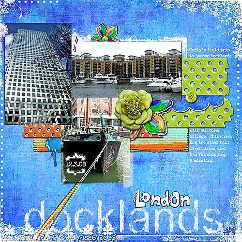 London docklands 600