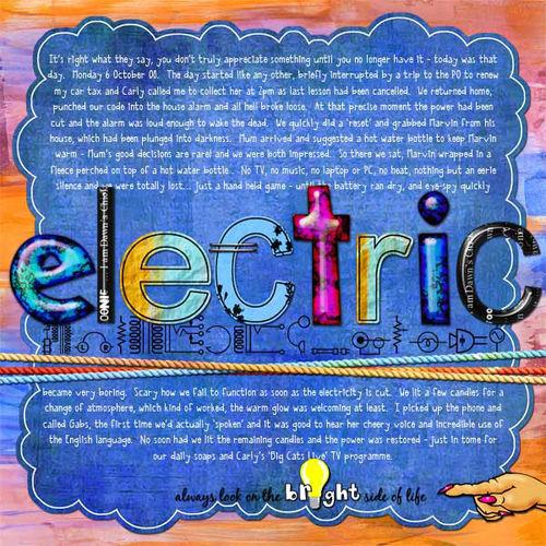 Electric-600