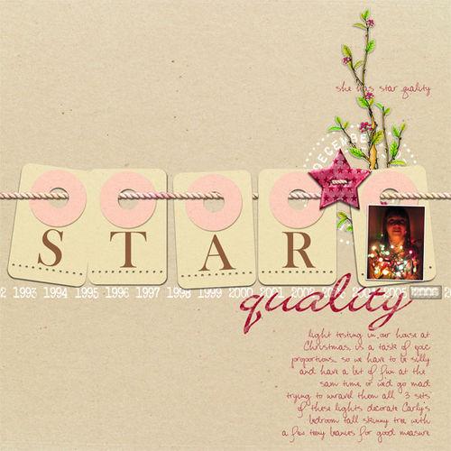 Star-quality