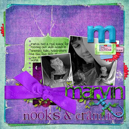 Nooks-and-crannies