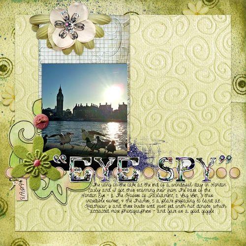 Eye-spy-web
