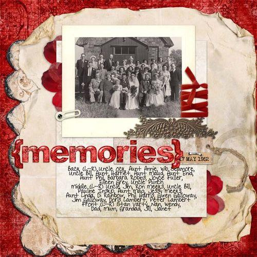 Memories-web