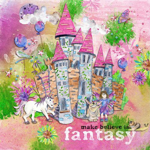 Imagination-sandra