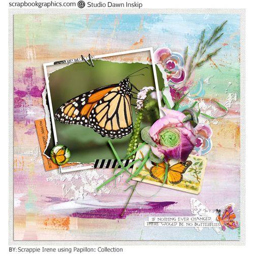 Papillon-irene