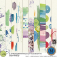 A Lightbulb Moment Mixed Media Papers {M3 Sep 17}