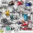 F1 Racing Elements