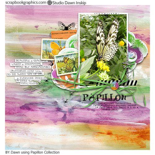 Papillon-dawn