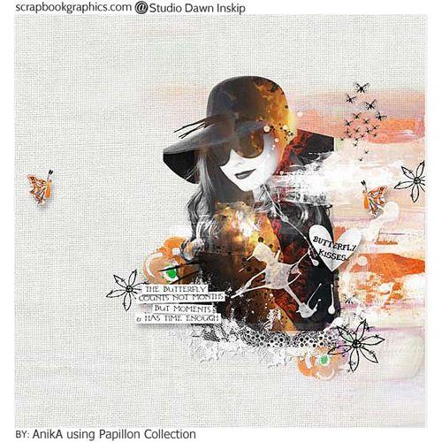 Papillon-astrid