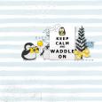 Waddle-on