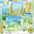 Explore Mixed Media Papers {M3 Aug 17}