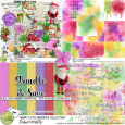 Merry Little Christmas Collection {incl FREE Shimmer Paper Pack}
