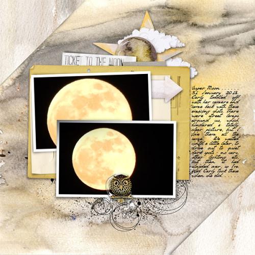 Dawn-super-moon