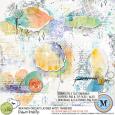 Weather Forecast Layered Artsy Transfers {M3 Apr 18}