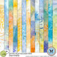 Weather Forecast Mixed Media Papers {M3 Apr 18}