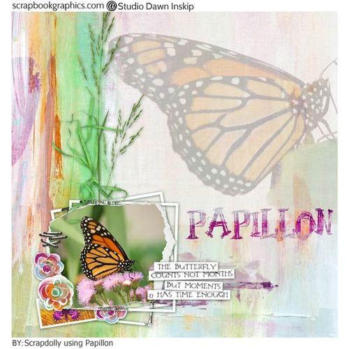 Papillon-karen