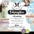 M3 Mixed Media Monthly Subscription