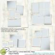 Prime Essentials Layered Dimensional Frames