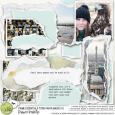 Prime Essentials Torn Paper Masks 10