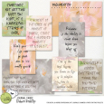 Patience Bundle {incl FREE Journal Cards}