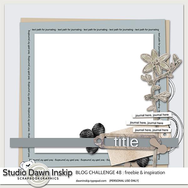 Dawn's November 2015 Blog Challenge