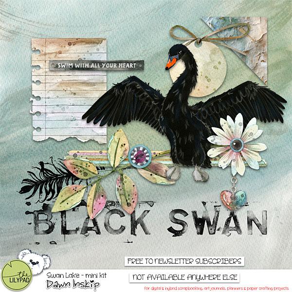 Swan Lake Mini Kit